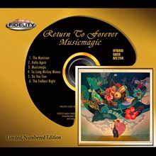 Return To Forever - Musicmagic (Numbered Limited Edition Hybrid SACD) CAUDSA250