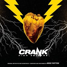 Mike Patton - Crank High Voltage: Original Motion Picture Score (Colored Vinyl 2LP) LDP04344