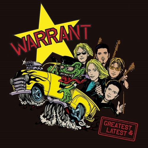 Warrant - Greatest and Latest (Colored Vinyl LP) LDW67015