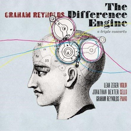Graham Reynolds - The Difference Engine: A Triple Concerto (Vinyl 2LP) LDR25118