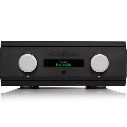Musical Fidelity - NuVista 600 Integrated Amp AMUFINV600B