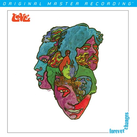 Love - Forever Changes (Numbered Edition 45rpm 180g Vinyl 2LP) LMF402-2