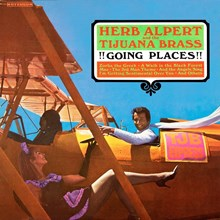 Herb Alpert - !!Going Places!! (180g Vinyl LP) LDA20327
