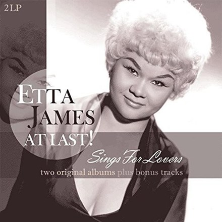 Etta James - At Last!/Sings For Lovers (180g Import Vinyl 2LP) * * * LIJ00388