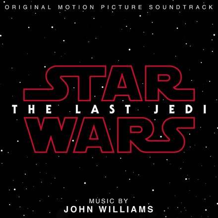 John Williams - Star Wars: The Last Jedi Soundtrack (Vinyl 2LP) LDW84715