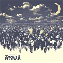 Troubled Horse - Revolution Of Repeat (180g Colored Vinyl LP) LDT49500