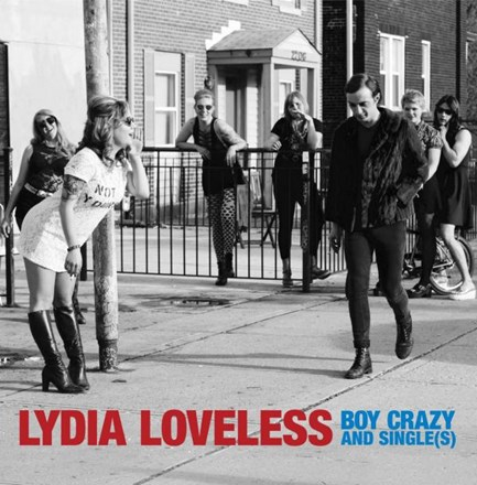 Lydia Loveless - Boy Crazy and Singles (180g Colored Vinyl LP) LDL25018