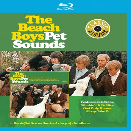 The Beach Boys - Pet Sounds (Blu-Ray) CEAG54795