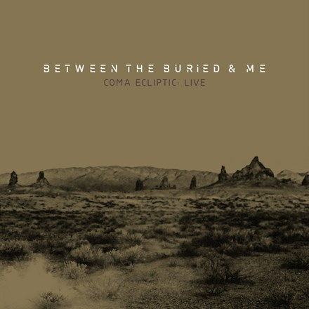 Between the Buried and Me - Coma Ecliptic Live (Vinyl 2LP) * * * LDB50214