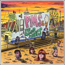 PMS and the Moodswings - PMS and the Moodswings (Vinyl LP) LDP63217