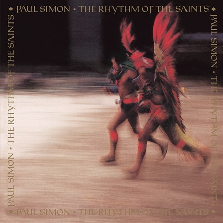 Paul Simon - The Rhythm of the Saints (Vinyl LP) LDS51216