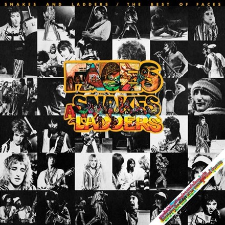 Rod Stewart / Faces - Snakes And Ladders: The Best Of Faces (180g Vinyl LP) LDS9708