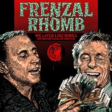 Frenzal Rhomb - We Lived like Kings: The Best of Frenzal Rhomb (Vinyl 2LP) LDF96918