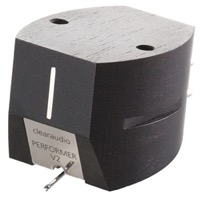 Clearaudio - Performer V2 Ebony MM Cartridge ACLAMMPRFV2