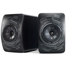 KEF - LS50W Powered Music System (Nocturne) **OPEN BOX** DEMO_AKEFLS50WN