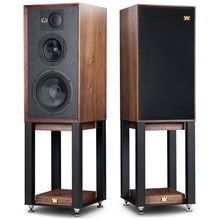 Wharfedale - Linton 85th Anniversary Bookshelf Speakers wtih Stands (Pair)