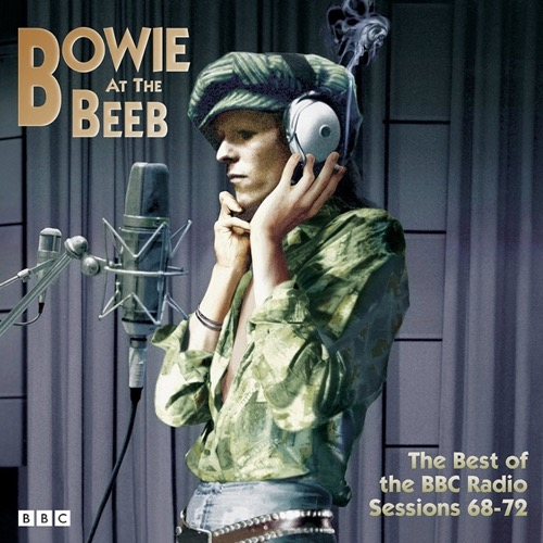 David Bowie - Bowie at the Beeb: The Best of the BBC Sessions 68-72 (180g Vinyl 4 LP Box) LDB95285