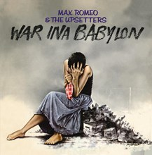 Max Romeo and the Upsetters - War Ina Babylon (Colored Vinyl LP) LDR70214