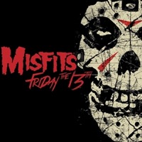 "The Misfits - Friday the 13th (12"" Colored Vinyl EP) LDM16519"
