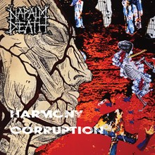 Napalm Death - Harmony Corruption (Vinyl LP) LDN20641