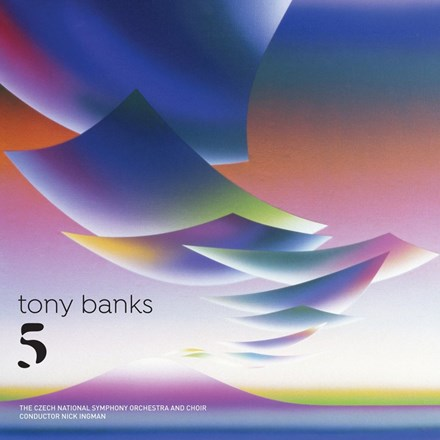 Tony Banks - Five (Vinyl 2LP) LDB56953