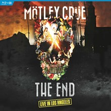 Motley Crue - The End: Live in Los Angeles (Blu-Ray + CD) CEAG55297