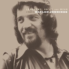 Lonesome On'ry and Mean: A Tribute to Waylon Jennings - Various Artists (Vinyl 2LP) LDJ73613