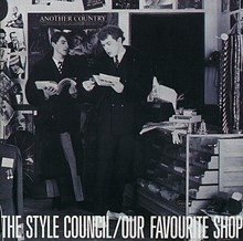 The Style Council - Our Favourite Shop (Vinyl LP) LDS41126