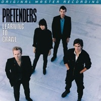 The Pretenders - Learning To Crawl (Numbered EDITION Hybrid SACD) CMFSA2057