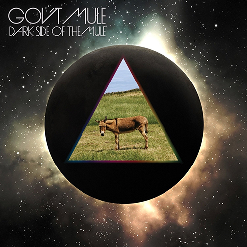 Gov't Mule - Darkside of the Mule (Vinyl 2LP) LDG21812