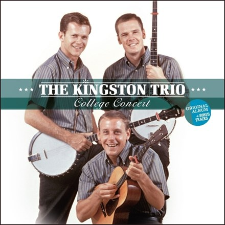 Kingston Trio - College Concert (180g Import Vinyl LP) LIK2818