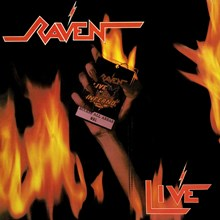 Raven - Live at the Inferno (Vinyl 2LP) LDR06060
