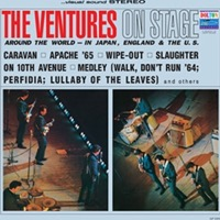 The Ventures - On Stage (180g Colored Vinyl LP) LSUN5391