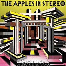 The Apples in Stereo - Travellers in Space and Time (Vinyl LP) LDA21215