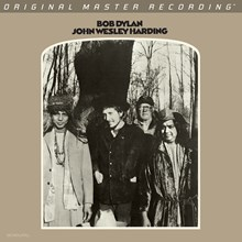 Bob Dylan - John Wesley Harding (Numbered Limited Edition Hybrid Mono SACD) CMFSA2183M