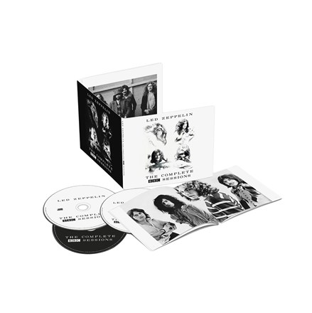 Led Zeppelin - The Complete BBC Sessions (3CD)*** CATL43899