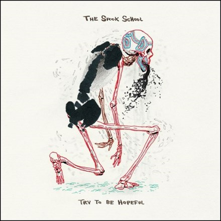 The Spook School - Try To Be Hopeful (Limited Edition Colored Vinyl LP) LDS72557