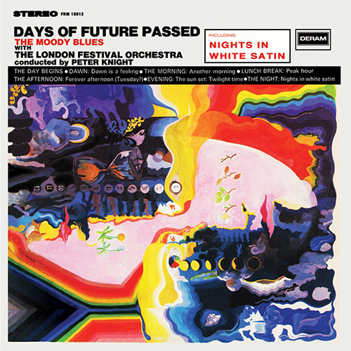 The Moody Blues - Days Of Future Passed: 45th Ann. (180g Vinyl LP) LDM8012