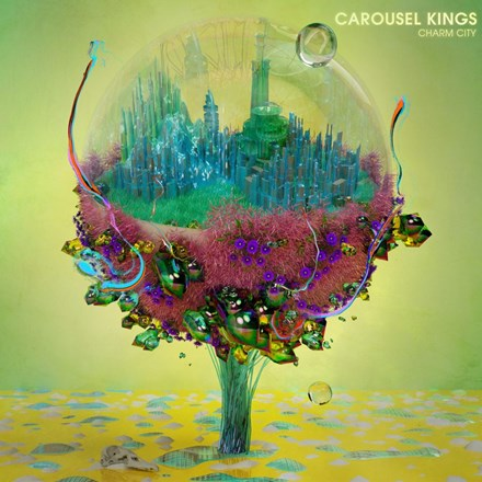 Carousel Kings - Charm City (Vinyl LP) LDC73913