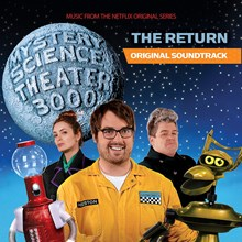 Mystery Science Theater 3000 - The Return: Original Netflix Series Soundtrack (Colored Vinyl LP) LDM06534