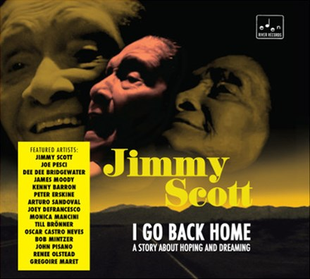 Jimmy Scott - I Go Back Home: A Story About Hoping and Dreaming (180g Vinyl 2LP) LDS09340