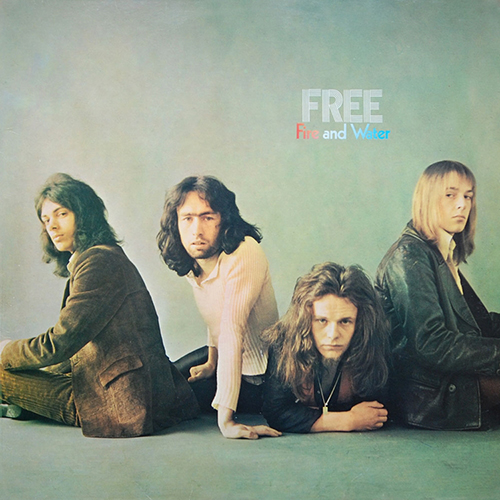 Free - Fire And Water (180g Import Vinyl LP) * * * LIF4125