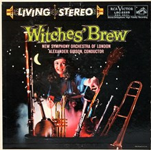 Alexander Gibson - Witches' Brew (200g Vinyl LP) LAP2225