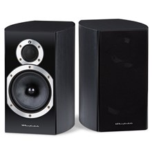 Wharfedale - Diamond 10.1 Bookshelf Speakers (Pr) AWFDIA101BLK