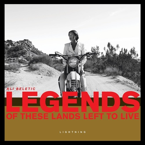 Ali Beletic - Legends of These Lands Left to Live (Vinyl LP) LDB03121