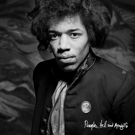Jimi Hendrix - People, Hell and Angels (Hybrid SACD) CAPSA73982