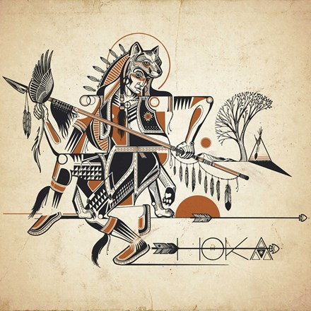 Nahko and Medicine for the People - Hoka (Colored Vinyl 2LP) LDN62714