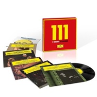 111 Years Of Deutsche Grammophon - Various Artists (180g Vinyl 6LP Box Set) LDD54491
