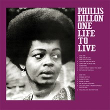 Phyllis Dillon -  One Life to Live (Colored Vinyl LP) LDD06589