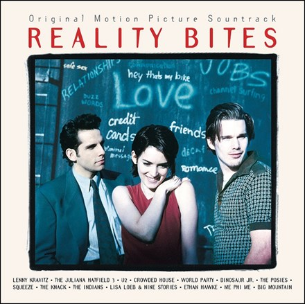 Reality Bites: Soundtrack - Various Artists (Vinyl LP) LDR23819